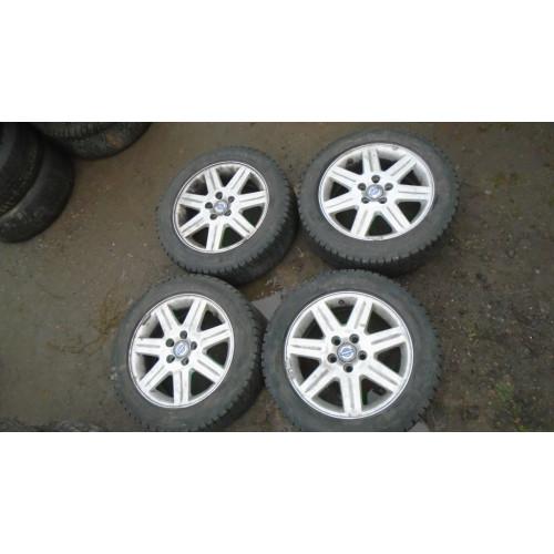 """Увеличенное изображение: Диск колесный Caligo 6,5х16"""" (8665466) Silver Stone VOLVO (ВОЛЬВО) + 4000р комплект шин"""