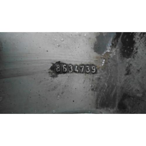 """Диск колесный Interceptor 7х17"""" VOLVO (ВОЛЬВО) + шины 235/45 R17 комплект 12000р"""