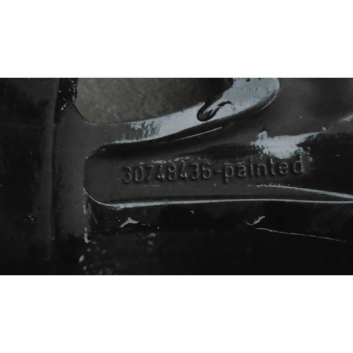 "Диск колесный Atlantis 7x18"" Black chrome VOLVO (ВОЛЬВО) + Шины YOKOHAMA 235/60 R18 комплект 12000р"