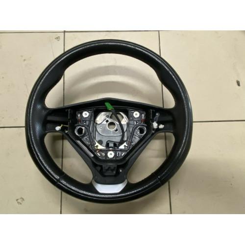 Увеличенное изображение: Руль кожа с алюминиевой вставкой RTI (30723550)  VOLVO (ВОЛЬВО)